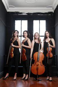 Lushous Strings - Sydney String musicians